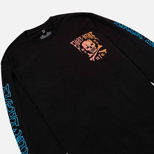 Overseas Long Sleeve Tee Shirt Multi