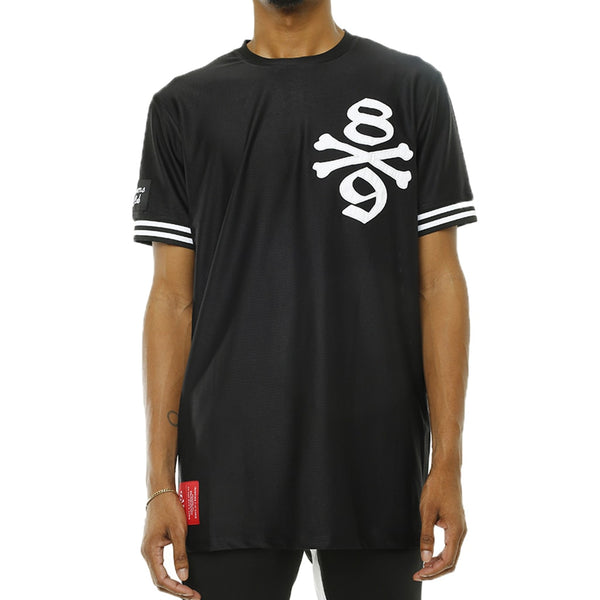 Own The Team Mesh Jersey Black