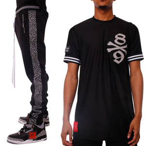 Own The Team Mesh Jersey Cement with bones jordan 3 track pants