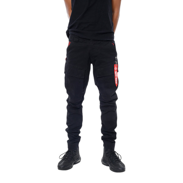 Pallbearer Technical Flight Pant Slim Black