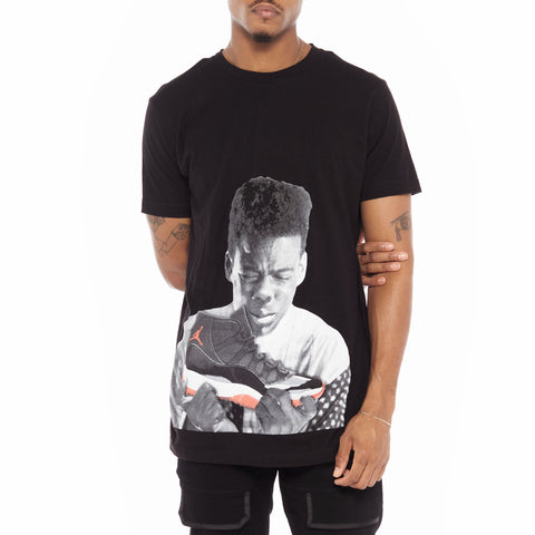 Pookie New Jack City Bred 11 Black T Shirt OG