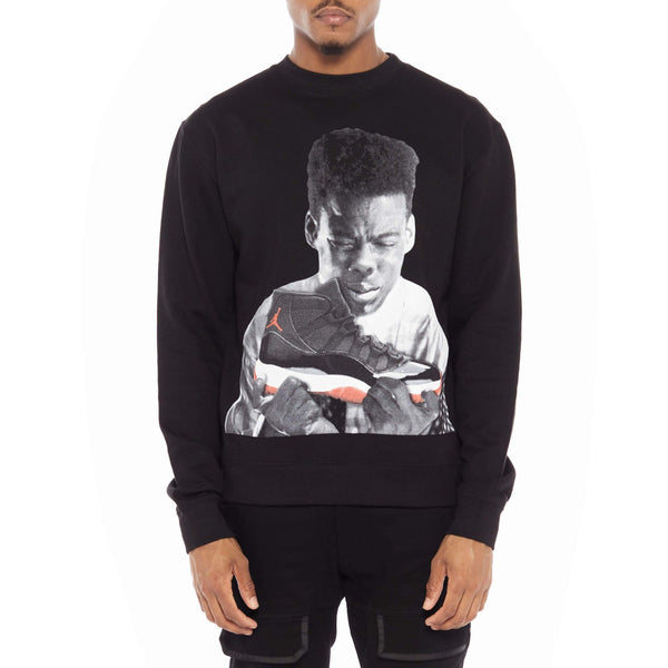 Pookie New Jack City Bred 11 Sweatshirt OG