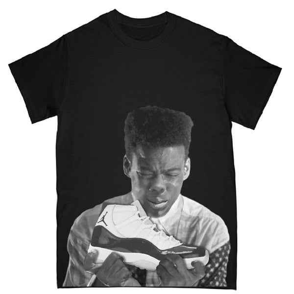 PRE_ORDER Pookie New Jack City Concord 11 Black T Shirt