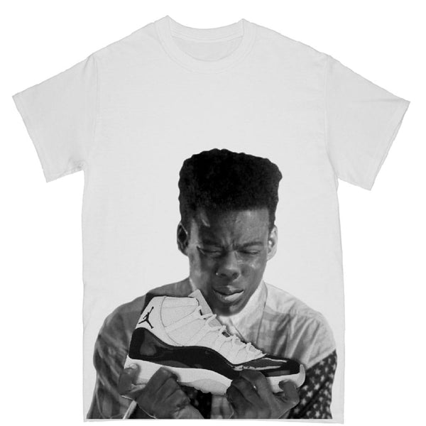 PRE-ORDER Pookie New Jack City Concord 11 White T Shirt OG