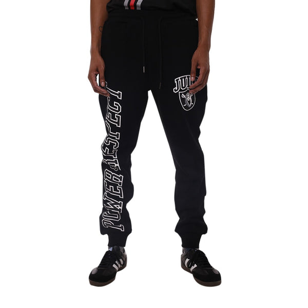 Power And Respect Sweatpants Black