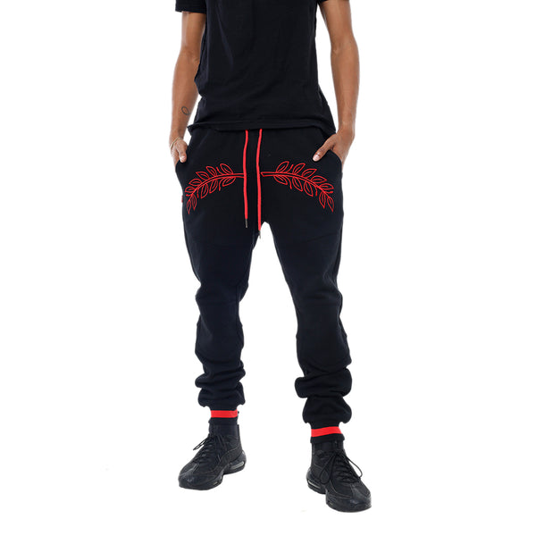 Rebirth Flight Jogger Black