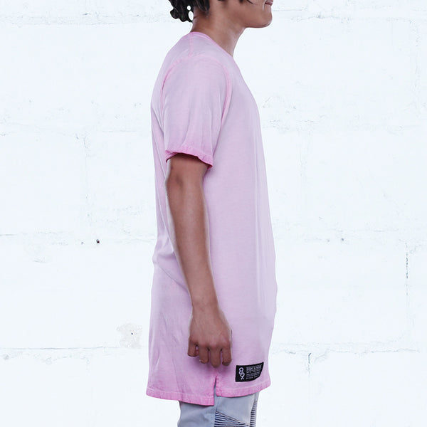 Rose__Antique_Wash_Elongated_T_Shirt_4