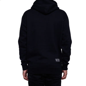Royalty Jordan 4 GS Hooded Sweatshirt back