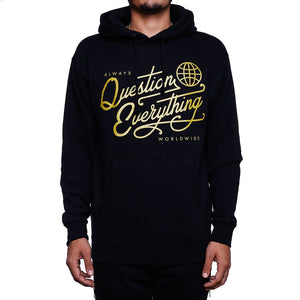 Royalty Question Everything Hooded Sweatshirt