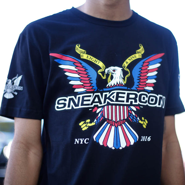 SNEAKER CON T SHIRT OFFICIAL NYC 2016 WINTER RELEASE (4)