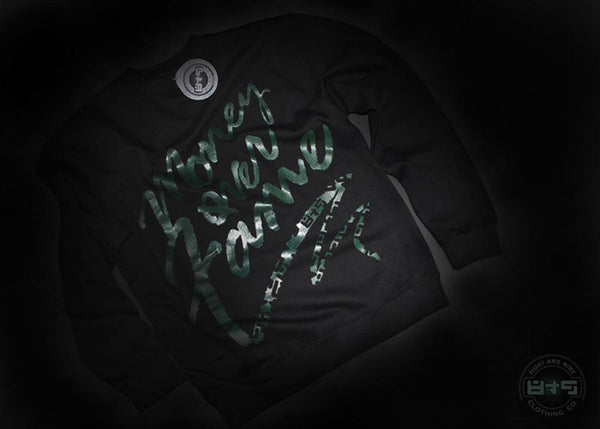MOF Crew Neck Sweatshirt Dark Pine Foamposite - 2