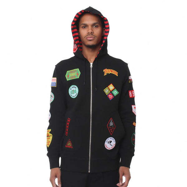 Sauce Master Zip Up Hoody