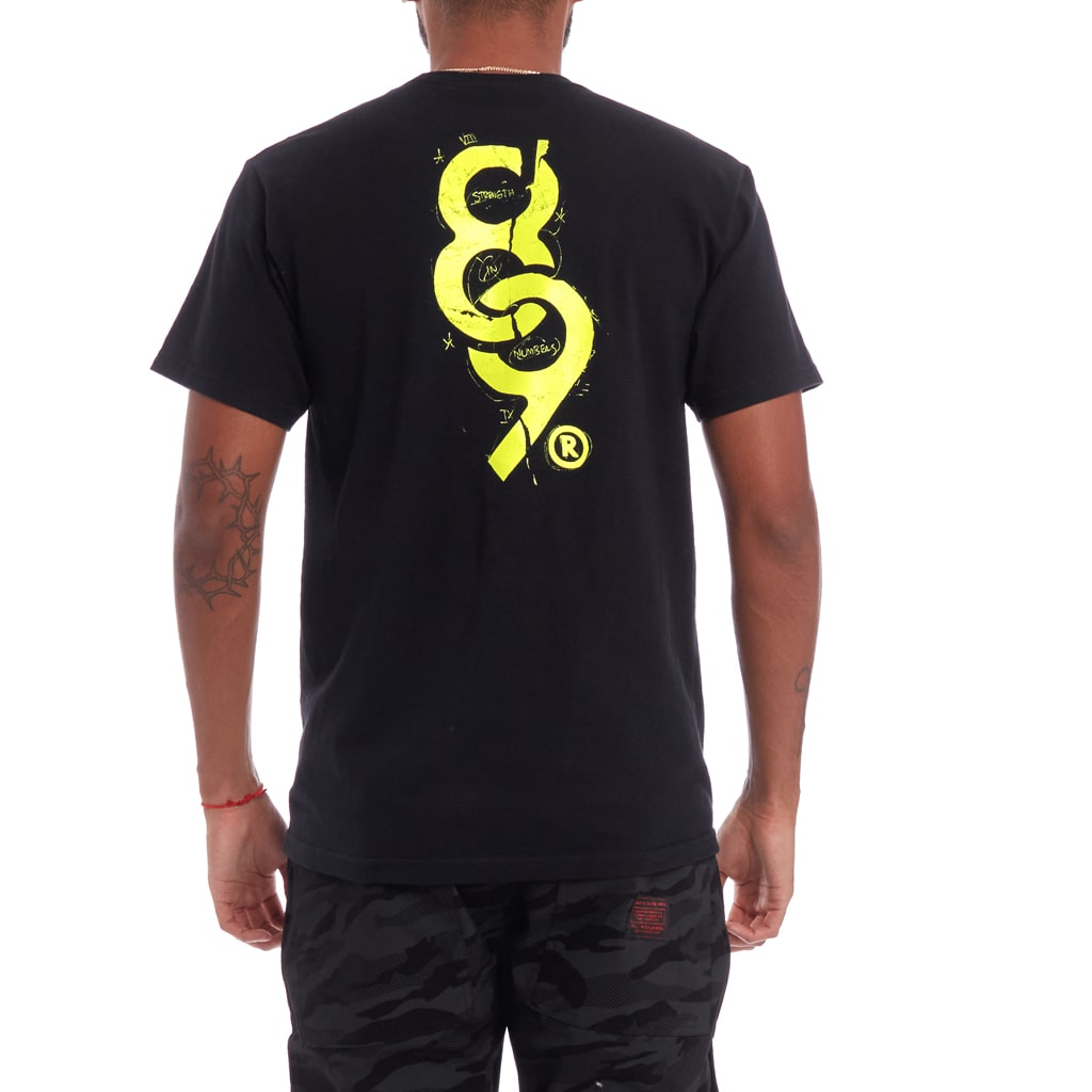 Scribble Keys T Shirt Volt