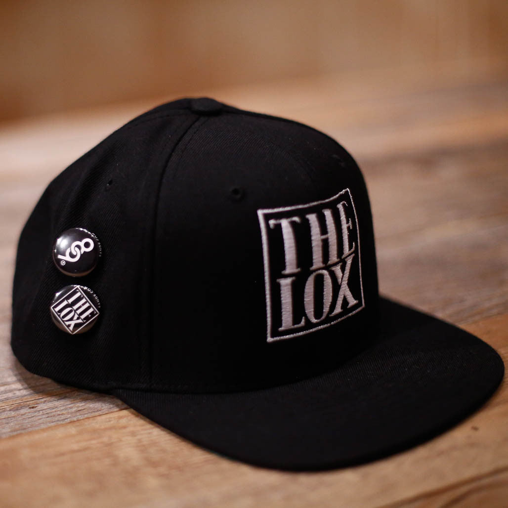 The Lox Secure The Bag Snapback Hat