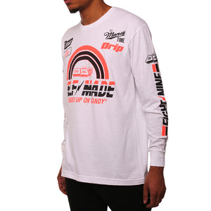 Self Made Infrared Long Sleeve Racing Tee