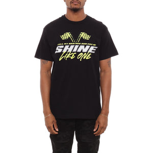 Shine T Shirt Volt Cool Grey SE