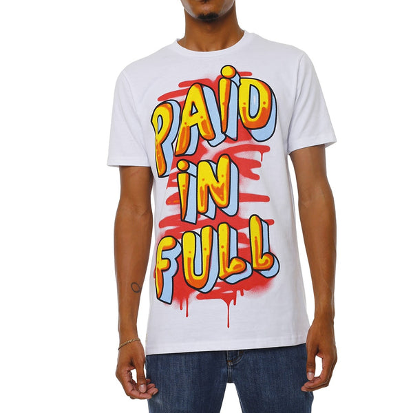 Spray T-Shirt Paid In Full Capsule