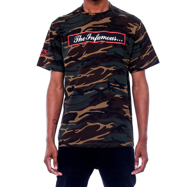 The Infamous Camo T Shirt