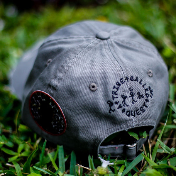 The Theory Distressed Vintage Hip Hop Hat Army (3)