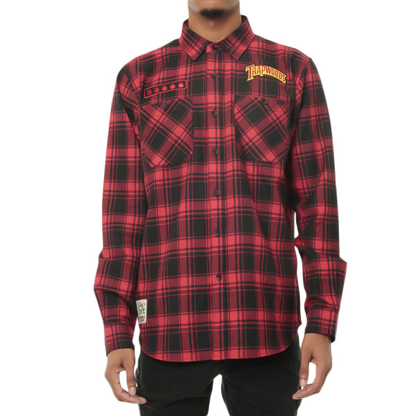 Trapwoods High Class Flannel Shirt