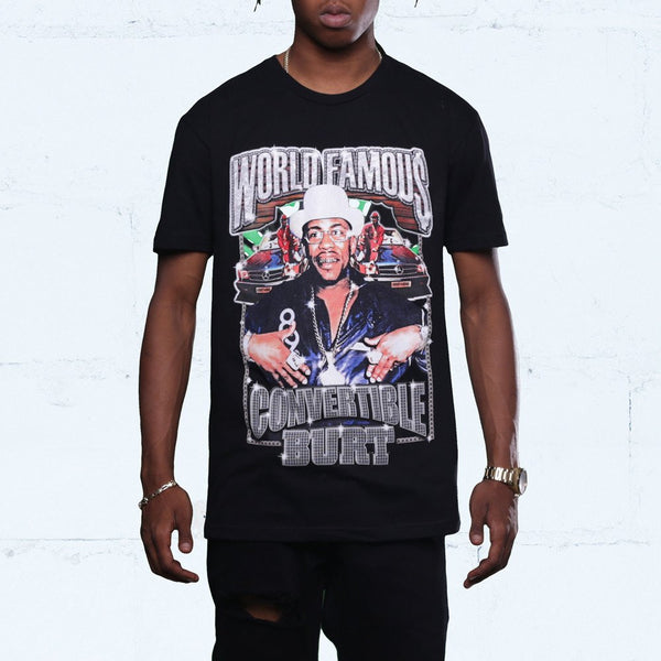 World Famous Convertible Burt Collab Shirt