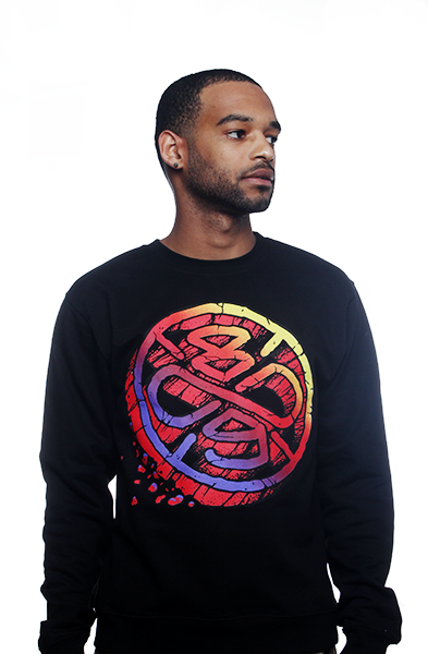Asteroid Foamposite Sweatshirt