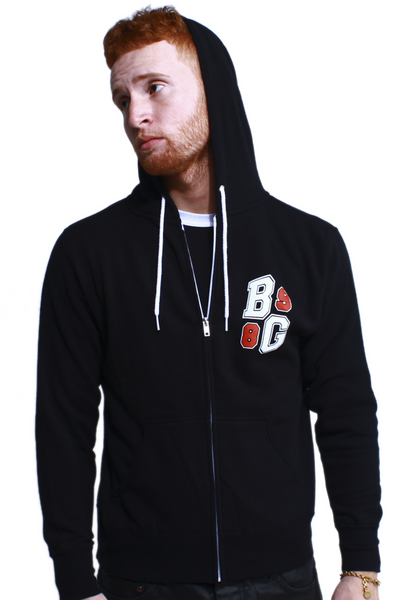 Bred Brain Gang Zip Up Sweatshirt - 2