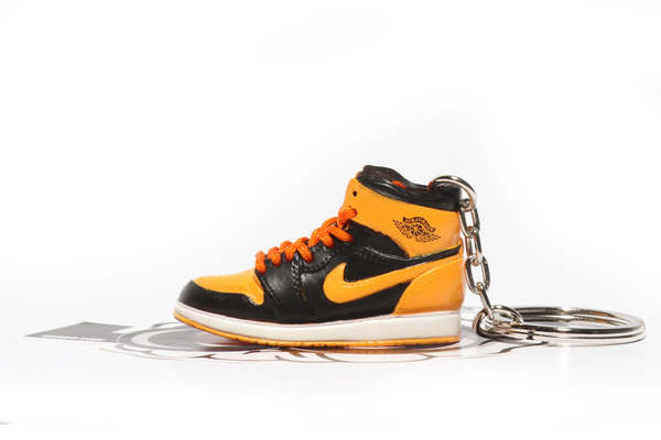 Air Jordan 1 New Love BMP Sneaker Key Chain