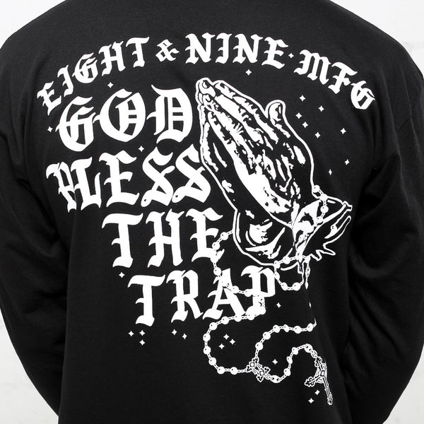 blessed bless the trap shirt (1)