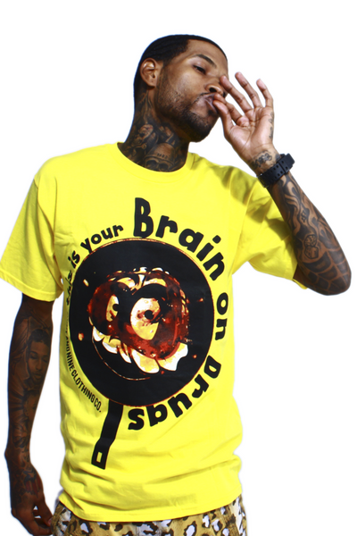 Brain On Drugs T Shirt - 1