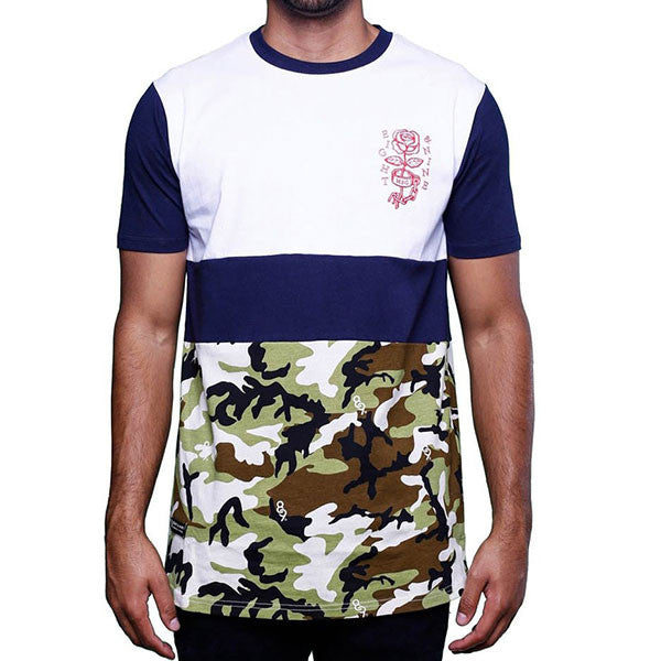 camo rosa streetwear shirt 8and9