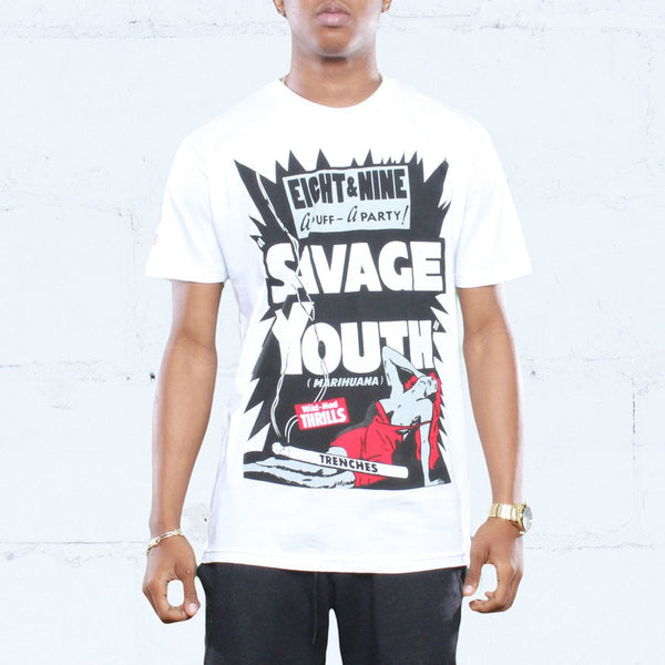 cement 4 savage shirt front jordan