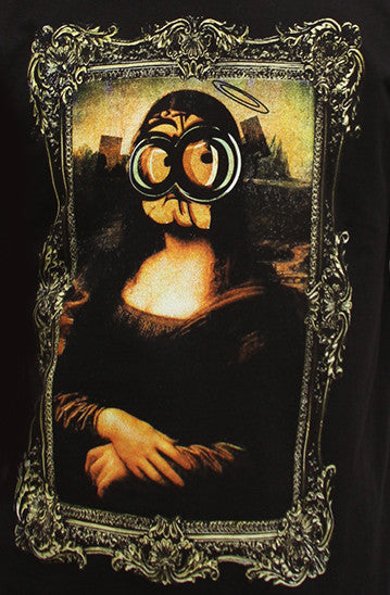 Mona Lisa Masterpiece Tee - 2