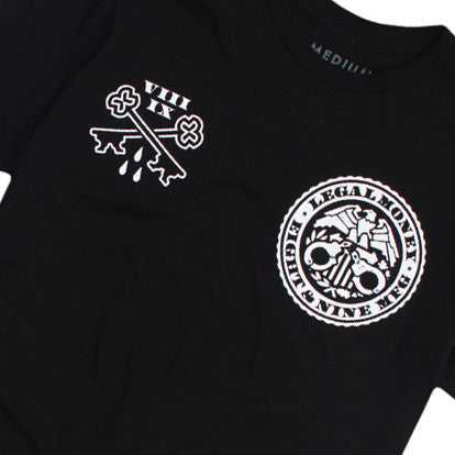 curved hem legal money streetwear t shirt (3)