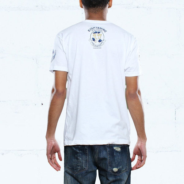 dunk from above 5 elevated shirt back jordan