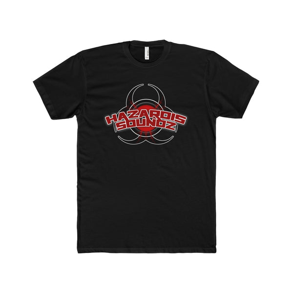 Hazardis Soundz Vintage T-Shirt Black