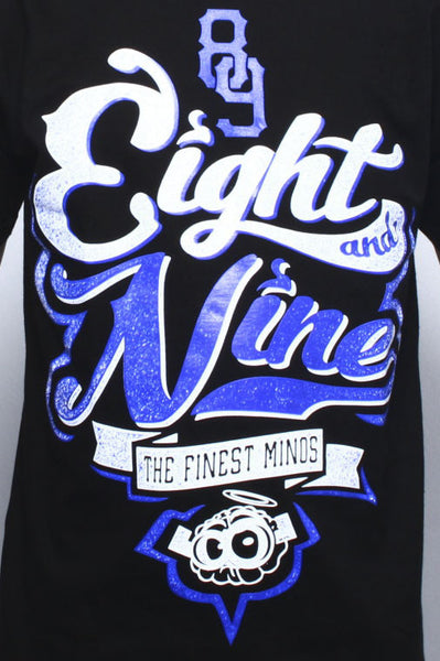 Finest Minds Royal T Shirt - 2