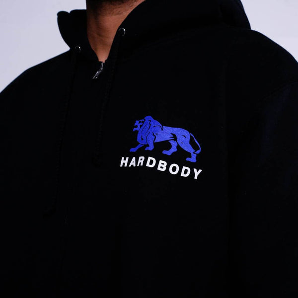 hardbody zip up hoodie black (6)