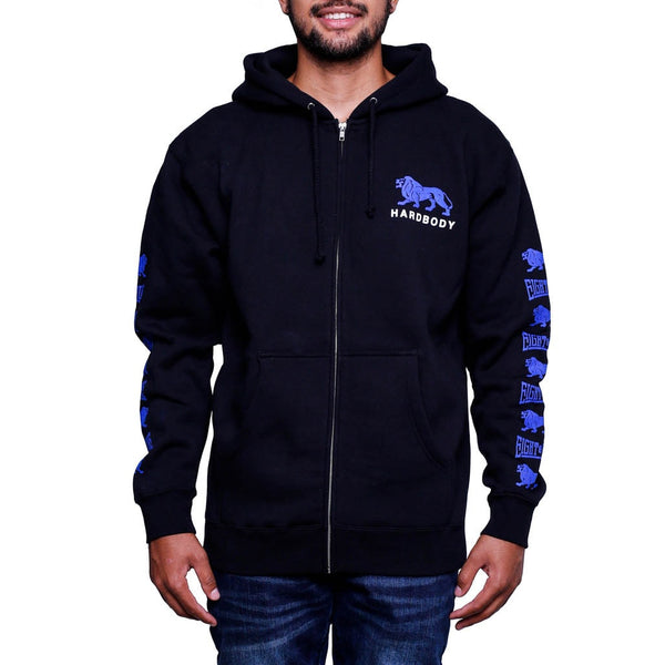 HardBody Zip Up Hoodie Space Jam