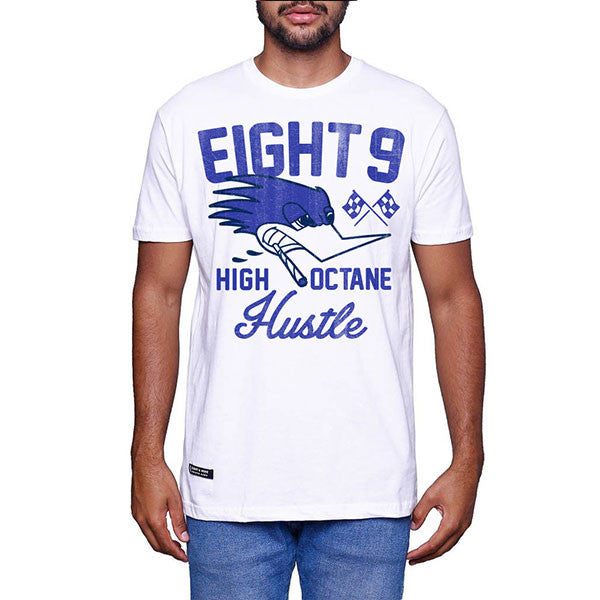 high octane hustle deep royal 12 shirt