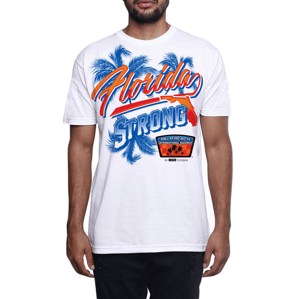 Palm Beach International Raceway Florida Strong Hurricane Relief T Shirt