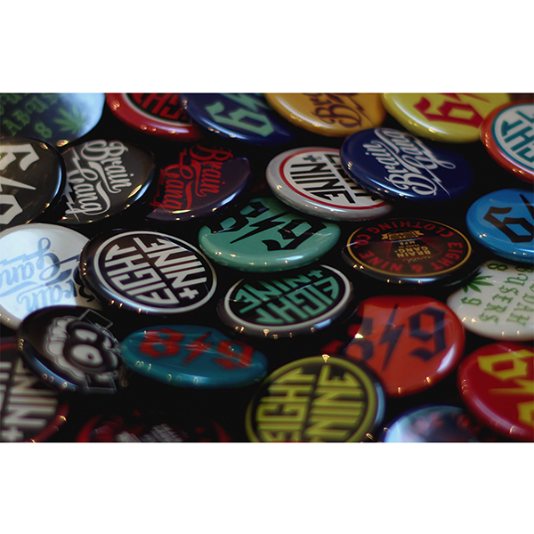 Add On - 10 Button Pins Only $5