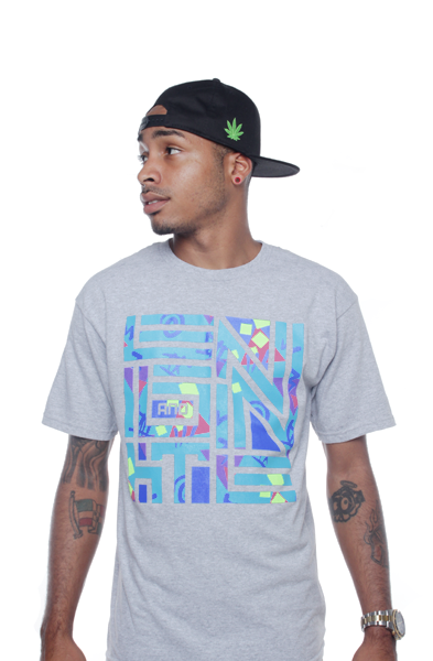 Jordan Bel Air 5 Geometric T Shirt - 2
