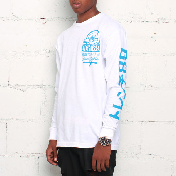 jordan 1 unc long sleeve shirt