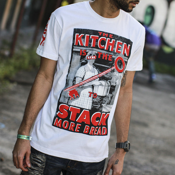 Jordan Cement 4 Kitchen Shirt