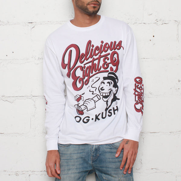 Maroon 6 Delicious L/S T Shirt