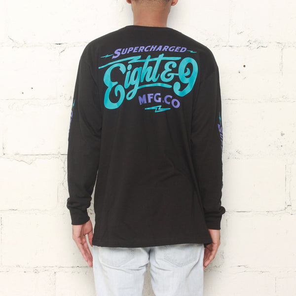 jordan aqua 8 long sleeve tee (5)