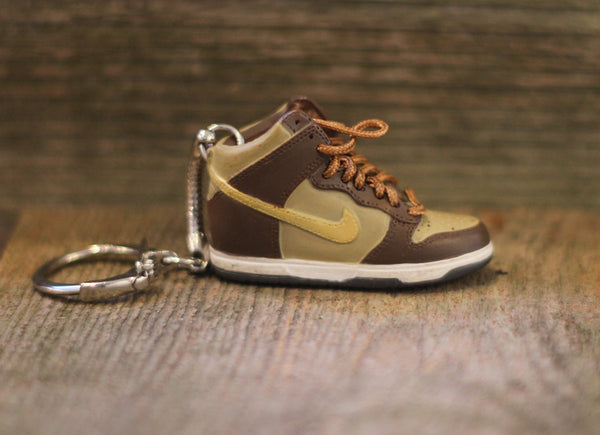 Nike SB Maple High Sneaker Keychain