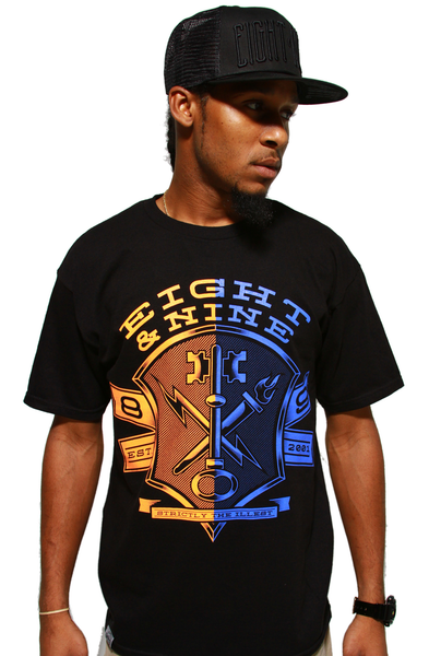 Keys Hyper Blue T Shirt - 1