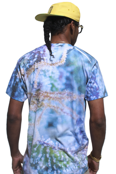Magnified Trichome Sublimated T Shirt - 2